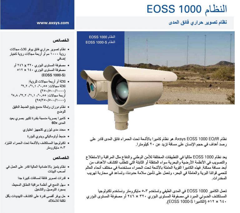 Axsys-GD-EOSS1000